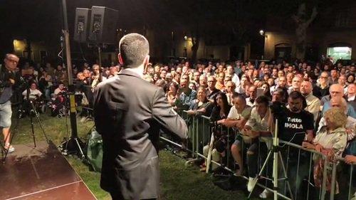 #M5S Diretta #Facebook di Luigi Di MaioIn diretta da #Imola per sostenere la nostra candidata sindaca Manuela Sangiorgi! Collegatevi! https:// www.facebook.com/522391027797448/videos/1753998597970012  - Ukustom