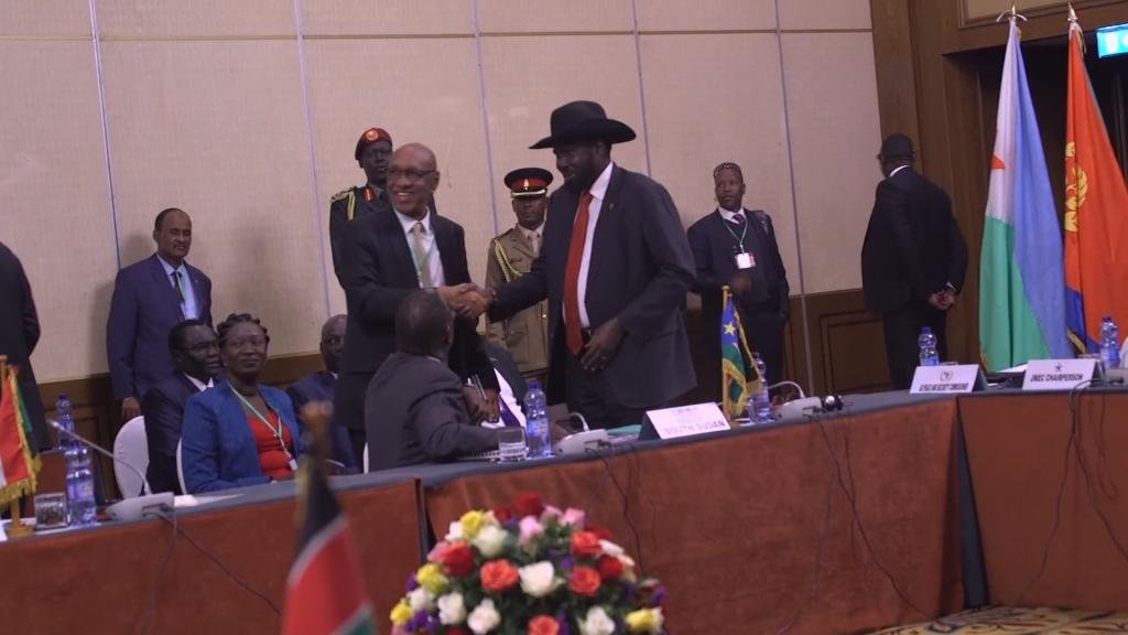 EYE ON AFRICA - South Sudan peace deal attempt fails as Kiir rejects Machar https://t.co/H09yOu2lwc