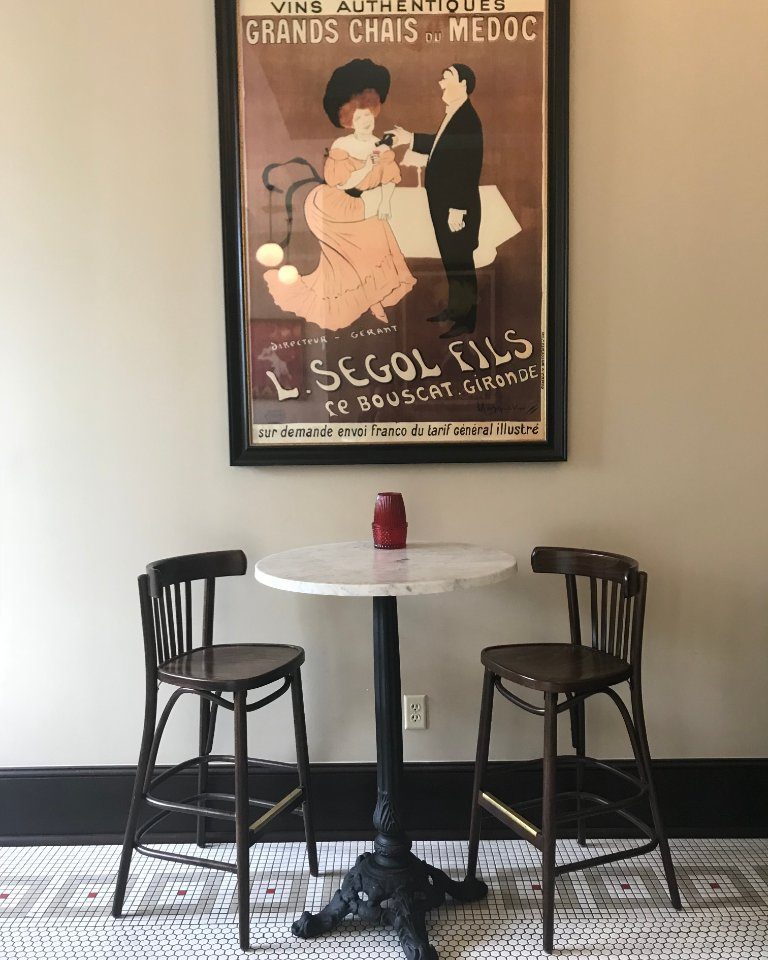 Photo centre de table marriage counselor