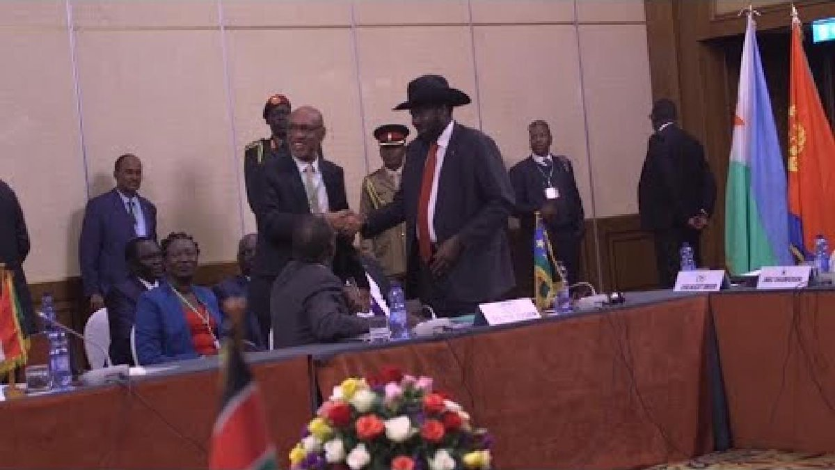 ▶️ South Sudan peace deal attempt fails as Kiir rejects Machar https://t.co/jm2USqS9BA