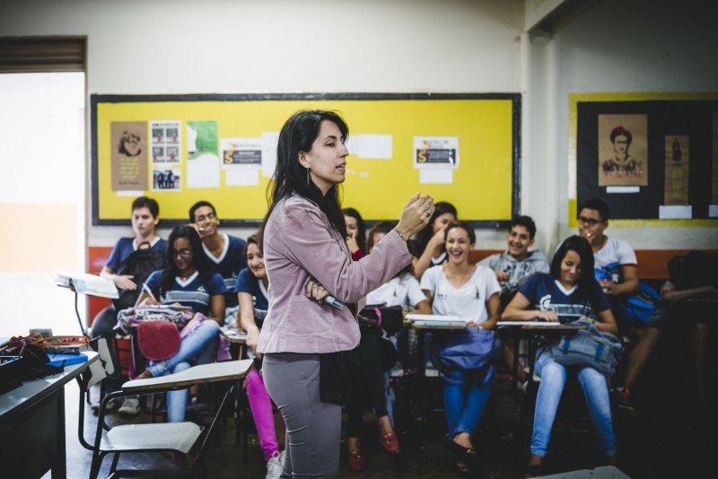 MEC adia ampliação do tempo de formação de professor  https://t.co/7qOCoxPFhO 📷Gustavo Gomes/Arquivo EBC