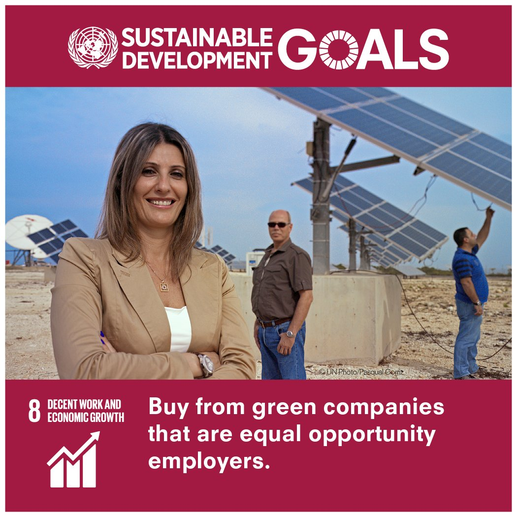 Decent work for all is one of the #GlobalGoals. Find out how you can help: https://t.co/p0bG7mNSlE https://t.co/bEd1yEby1c