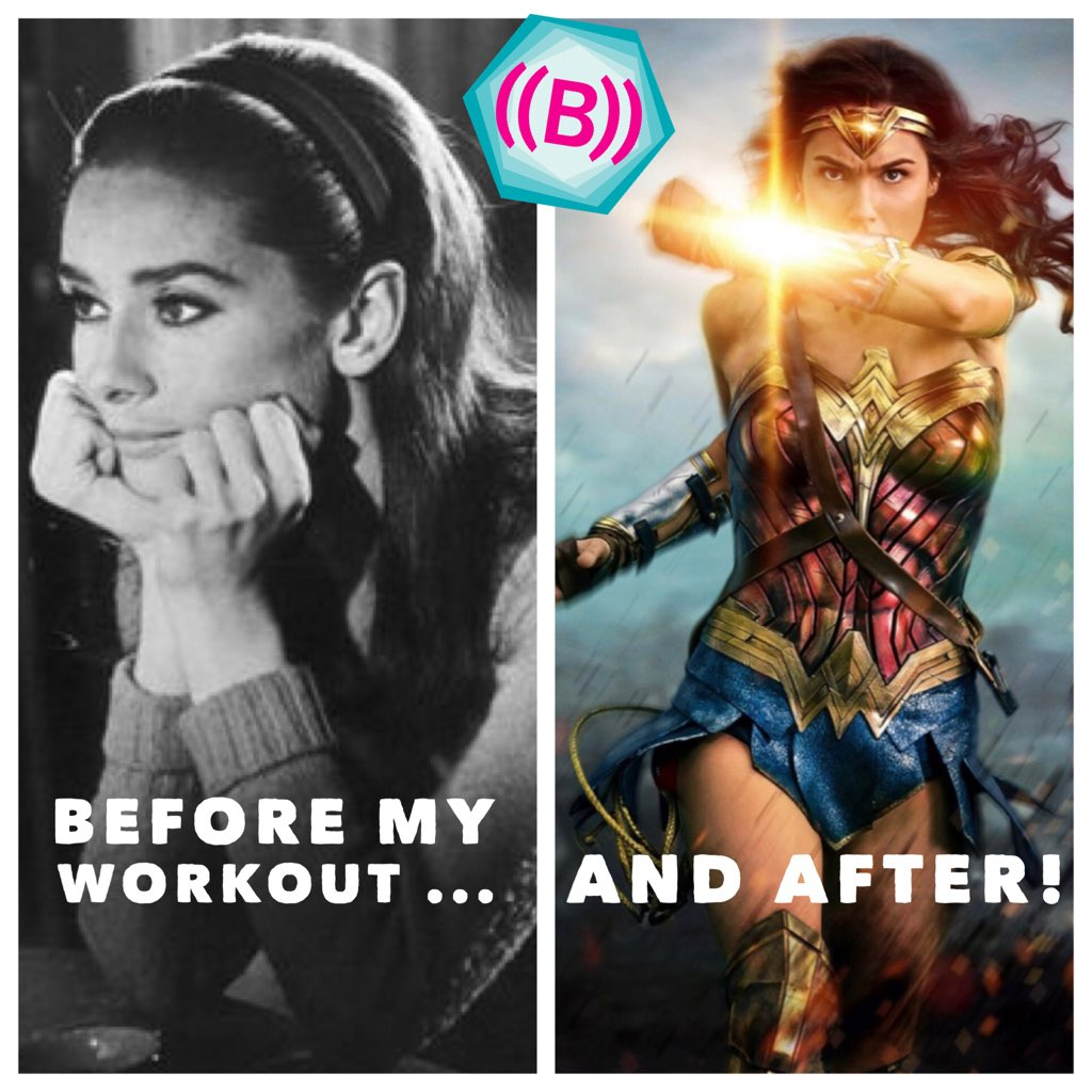 Would you like that Wonder Woman feeling? Come and join me for ((B)) session tomorrow morning 10am 👉🏻 bookwhen.com/bounceisleofdo… #bouncearmy #bounceisleofdogs #bouncefitbody #wonderwoman #workout #workouttogether #inittogether #getfitstayfit