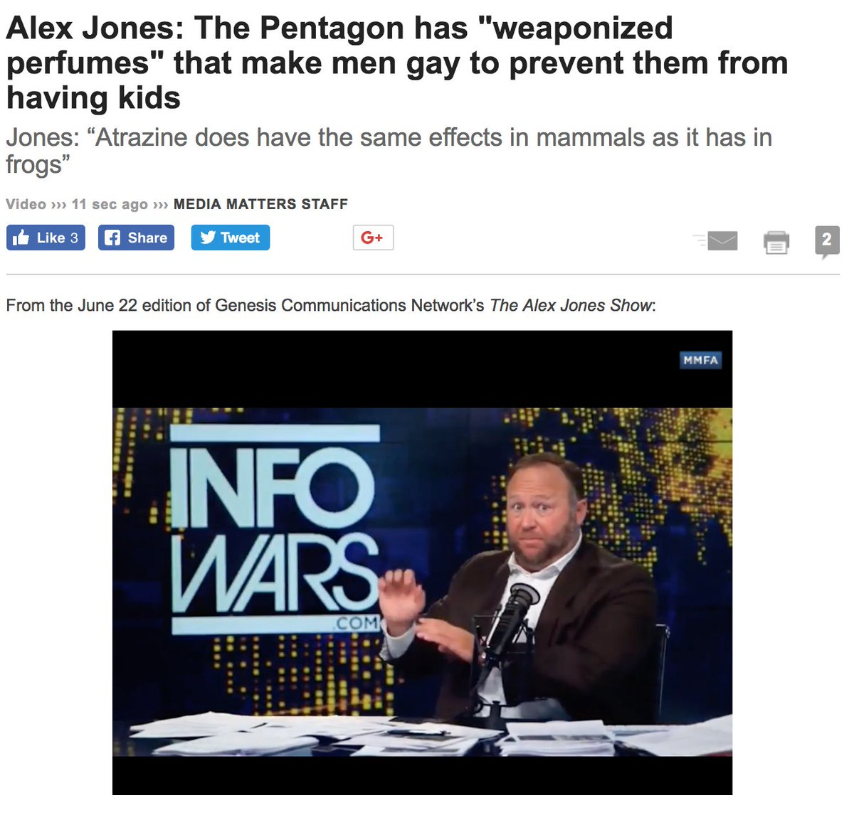 why aren't more people talking about Alex Jones' facial hair?