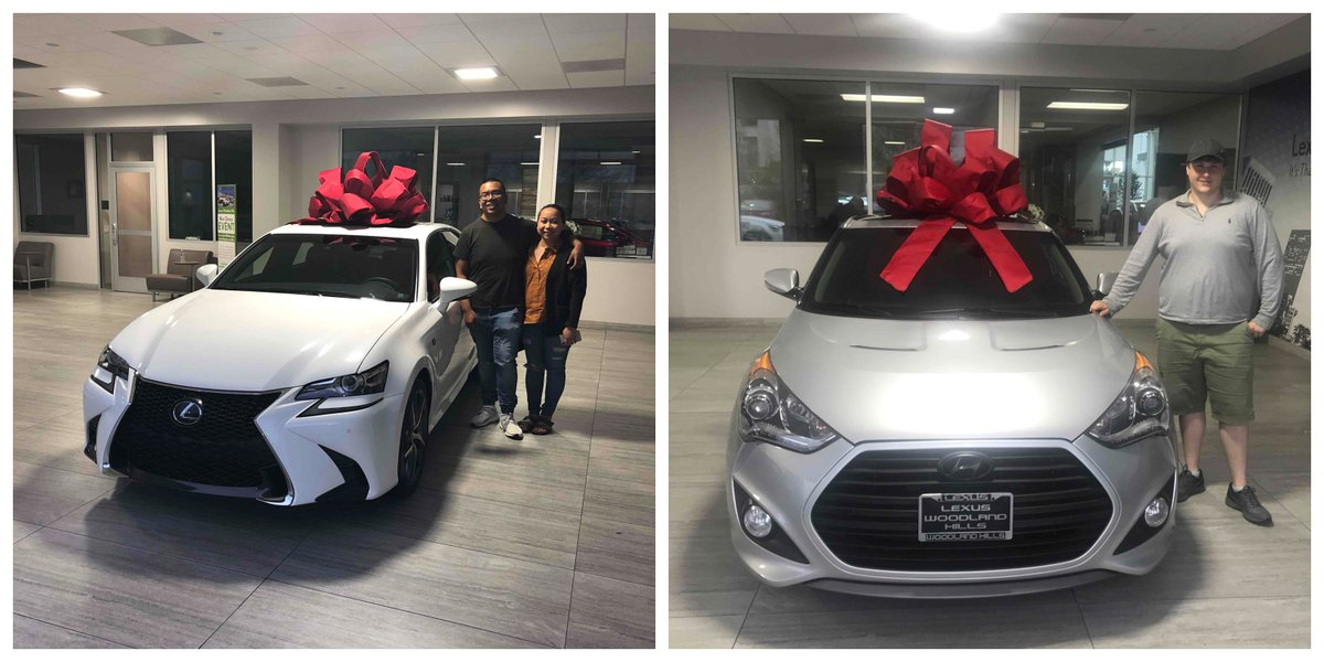 """lexus woodland hills on twitter: """"we never get tired of seeing happy"""