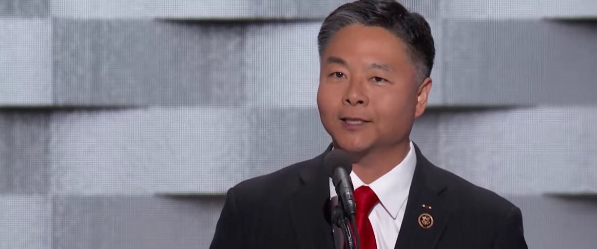 Ted Lieu Tweets 'F*ck Decorum' After Being Out Of Order On House Floor https://t.co/z0fO38V81X https://t.co/MzUYEij0FC