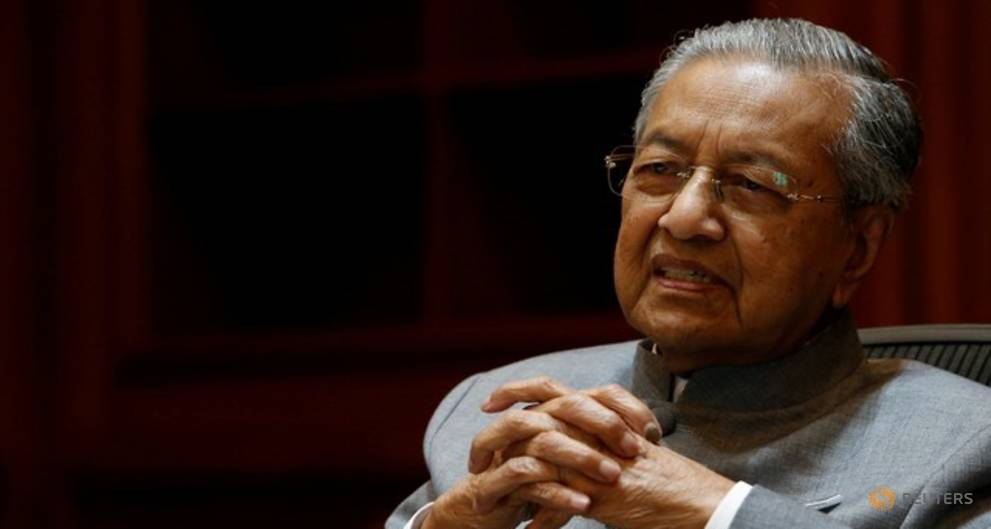 Commentary: A month since the electrifying election, a massive clean-up is underway in Malaysia https://t.co/10vyBVE7X1