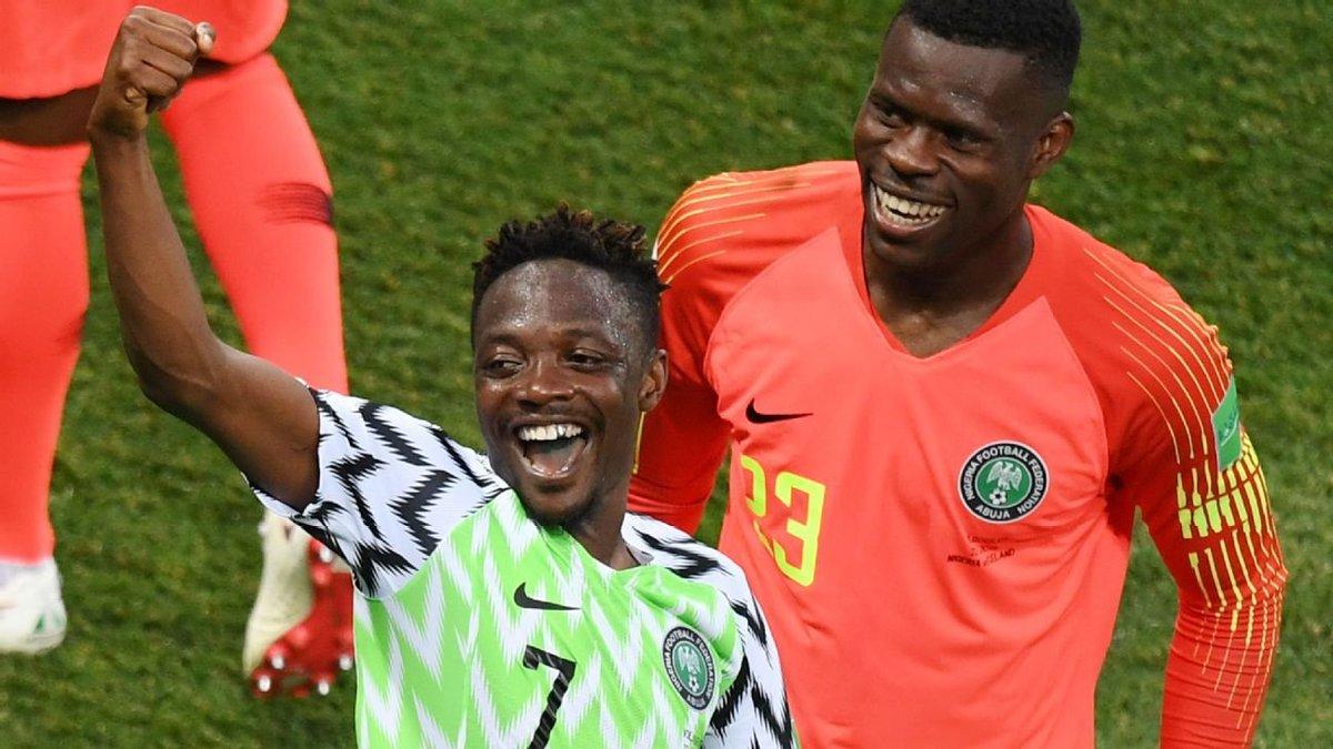 Carrasco da Islândia, nigeriano provoca Argentina: 'Não será difícil marcar neles' https://t.co/RAeDXdAuy7