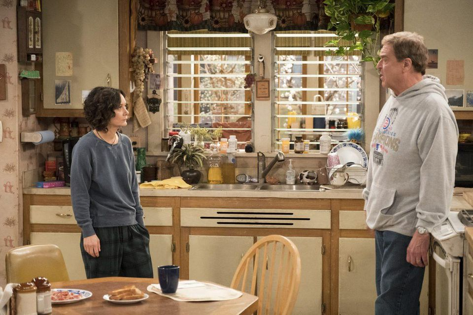 ABC picks up a 'Roseanne' spinoff called 'The Conners' set to premiere this fall https://t.co/WdqgfzqLMU