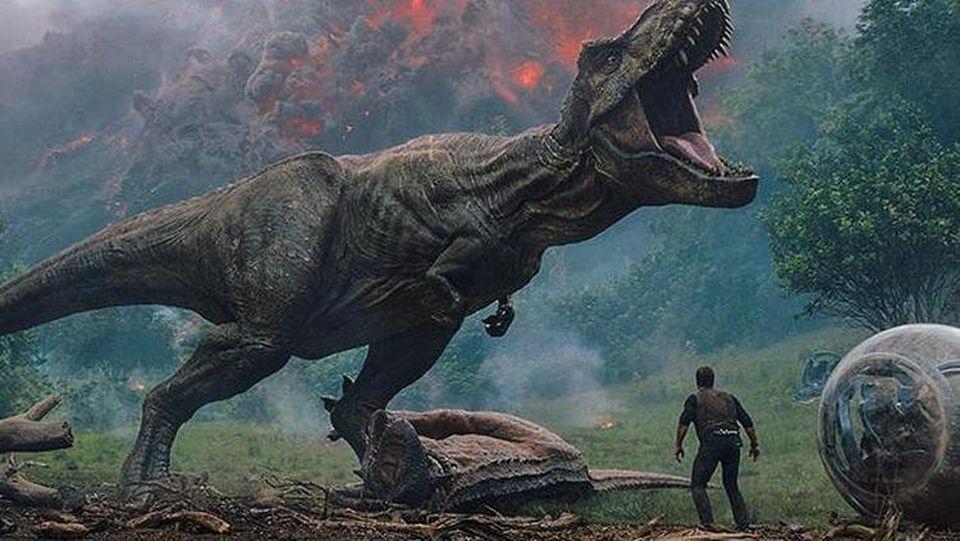 A geologist reviews 'Jurassic World: Fallen Kingdom' https://t.co/RY7pp6PMCw