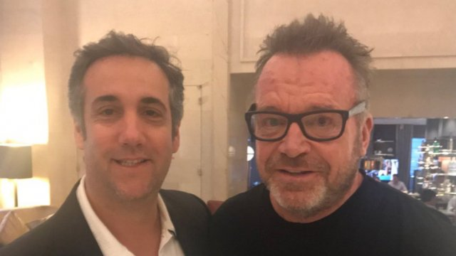 Tom Arnold: Longtime Trump lawyer and I are teaming up to take Trump down hill.cm/bPVQlcC