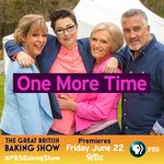 #PBSBakingShow Twitter Photo