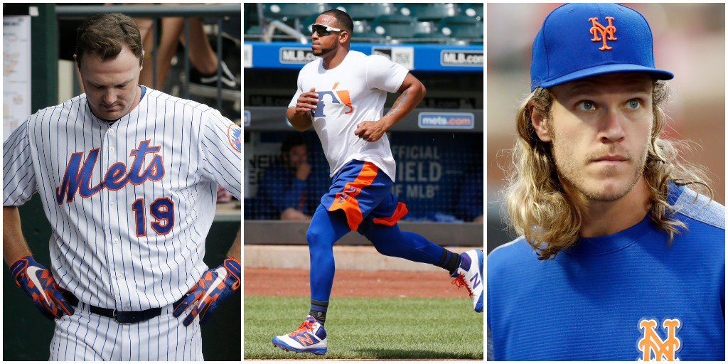Hoping Yoenis Cespedes will save the #Mets season? Yeah, about that...  Notes from @CRedRojo: https://t.co/jR2FvMAz2d