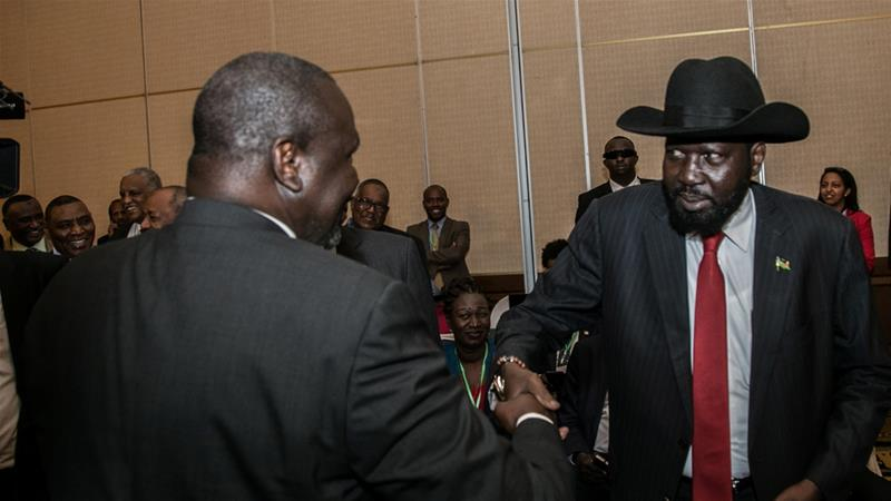South Sudan rival leaders to hold new talks amid deep rift https://t.co/2M9TNYdi73