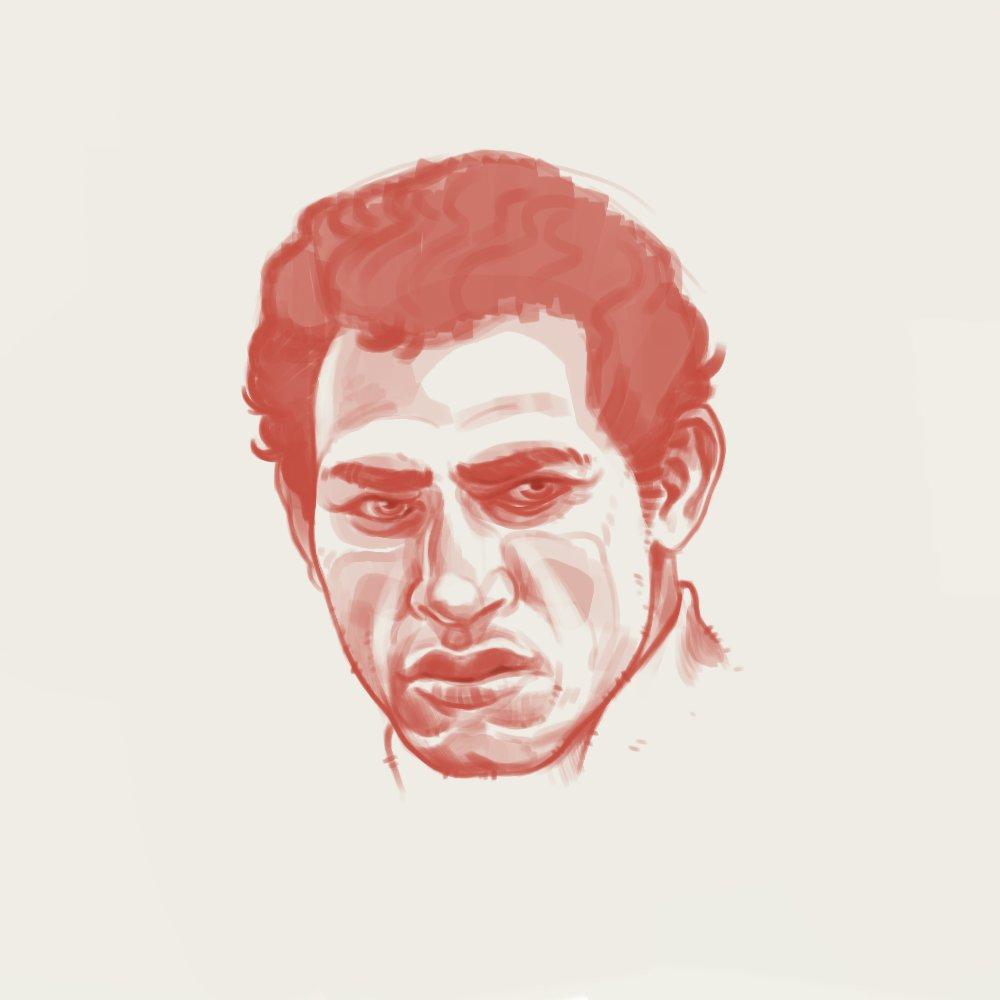 Just sketch #sketch #portrait #art #digitalart
