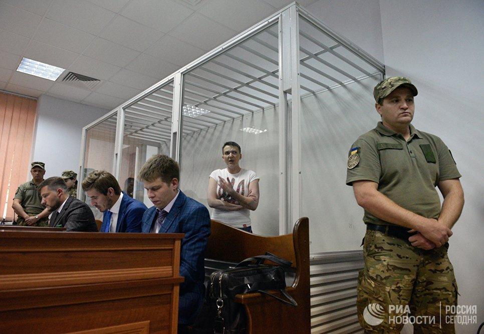 'Получат по зубам с Запада и Востока': Савченко призвала Киев остановить войну  https://t.co/DvPl7YsrC8