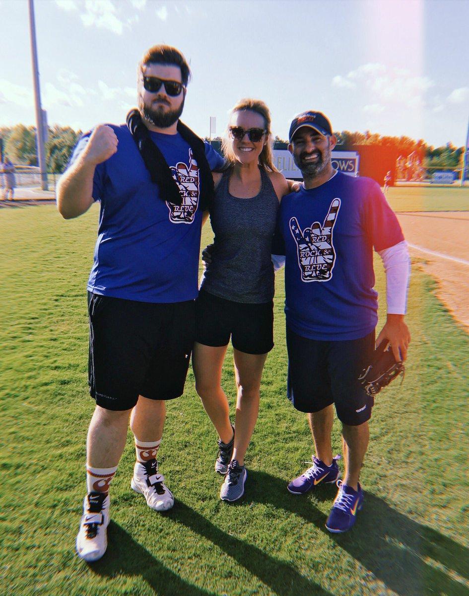 Espn celebrity softball game