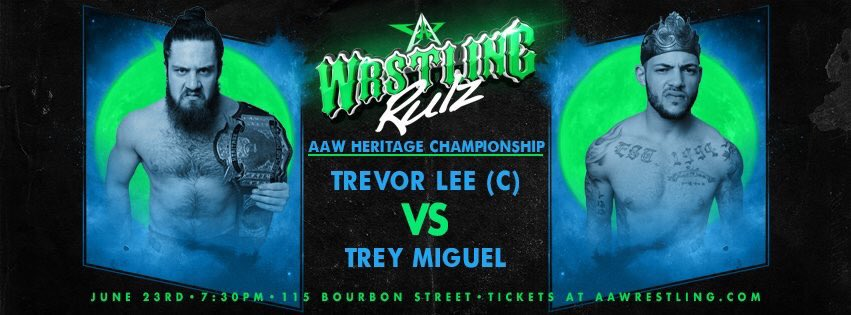 Time to go to work Tomorrow @AAWPro I'm more ready than ever !