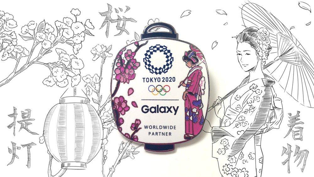 今日は #オリンピックデー🏅🎉 #Tokyo2020 オリンピック開催まで、近づいてきました! 一丸となり、#東京オリンピック を一緒に応援しましょう。 現在 #GalaxyShowcase で「Galaxy オリンピックピンバッジ」をプレゼント中🎁 詳細👉spr.ly/6011Dl2oU #OlympicDay #UnitedBy Galaxy