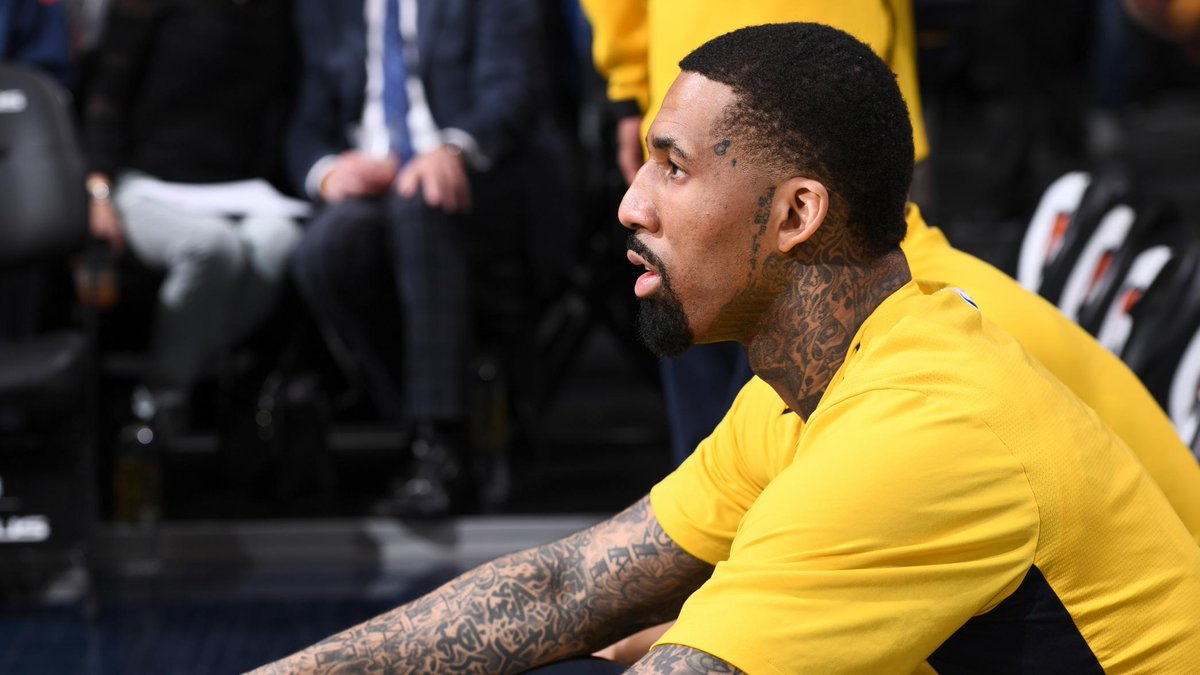 Wilson Chandler opts into contract with Denver Nuggets ➡️ MORE: on.nba.com/2IjZjf5