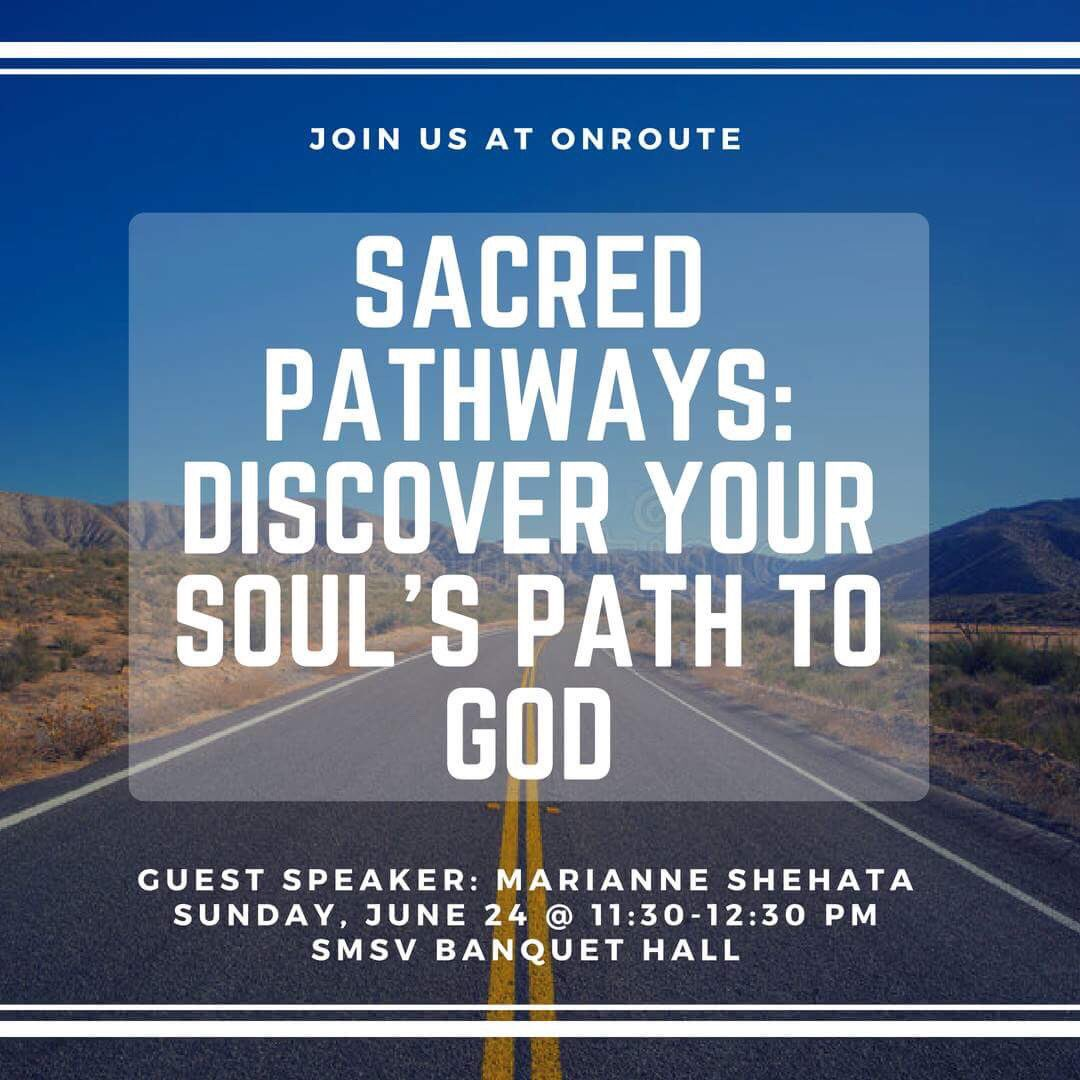 sacred pathways discover your souls path to god