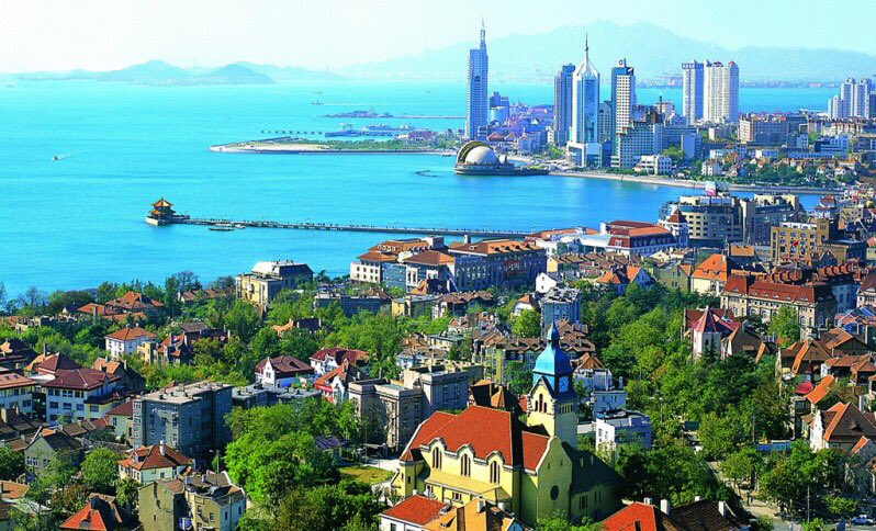 The 2018 SCO Summit host #Qingdao: a charming and vigorous city  http://www. a1126.org/DispOneMessage .asp?txtOrgCode=CCEF&amp;Category=18&amp;ID=CCEF43273741361714&amp;Page=#.Wy2ftw8x7bY.twitter &nbsp; … <br>http://pic.twitter.com/J6Aiq9SoV9