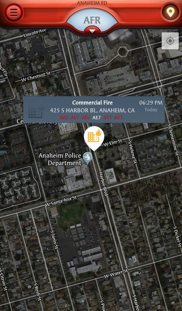 #FYI #possible #commercial #StructureFire #Anaheim @AnaheimFire is responding to a #reported #StructureFire at @AnaheimPD, 425 S Harbor Blvd. This is more than likely a #false #alarm however it&#39;s still a little #interesting. <br>http://pic.twitter.com/bKLZYWO0CV