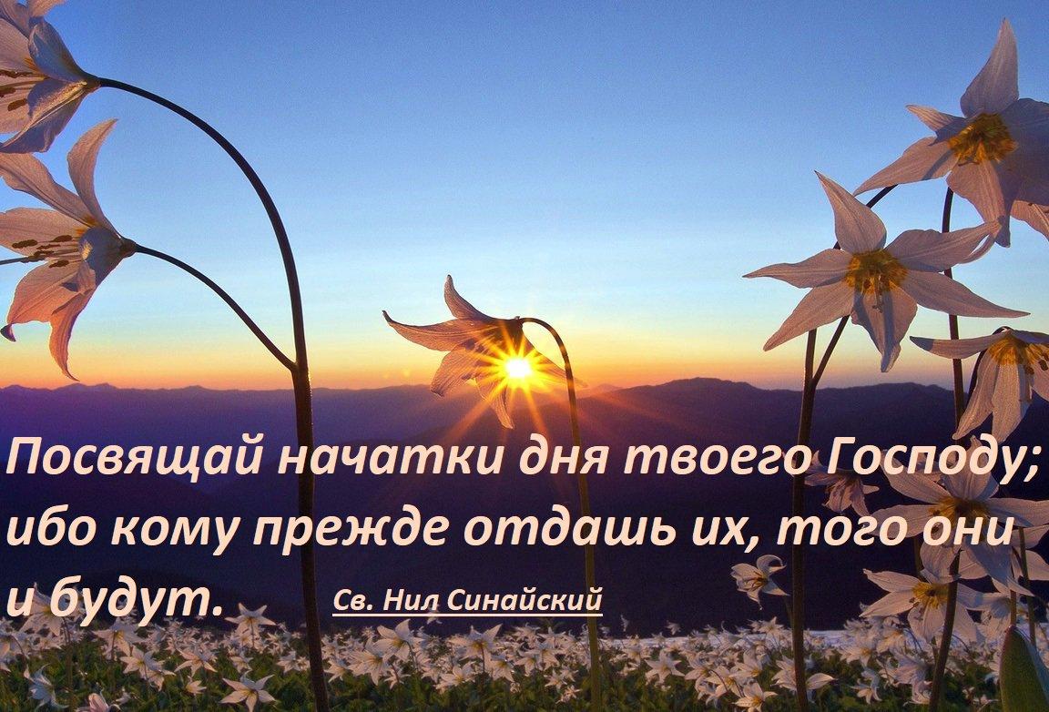 соблюсти пожелания воскресного утра божественный себе