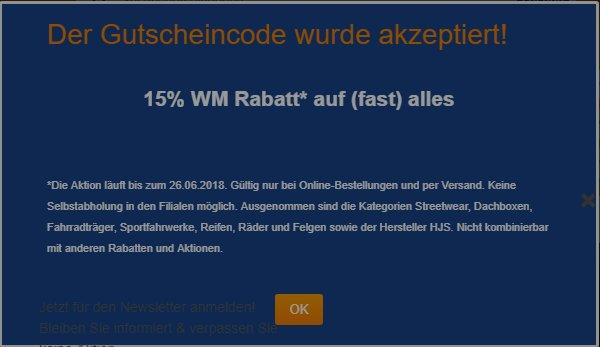 rabattcode kfzteile24