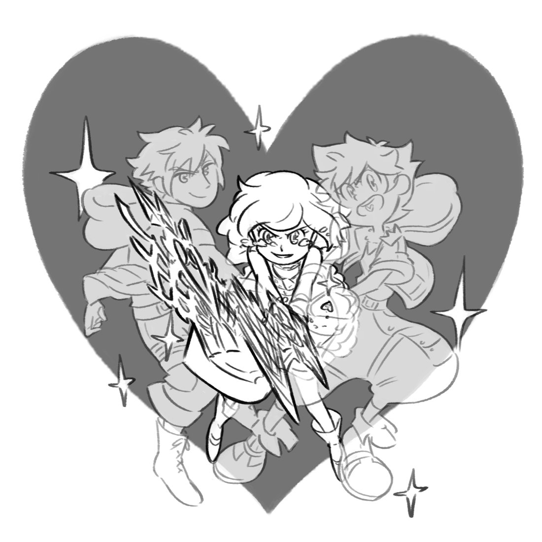 Some happy tears to end the week.  It&#39;s been one heck of a week. #KingdomHearts #KingdomHearts3<br>http://pic.twitter.com/ZnnijBSJQL