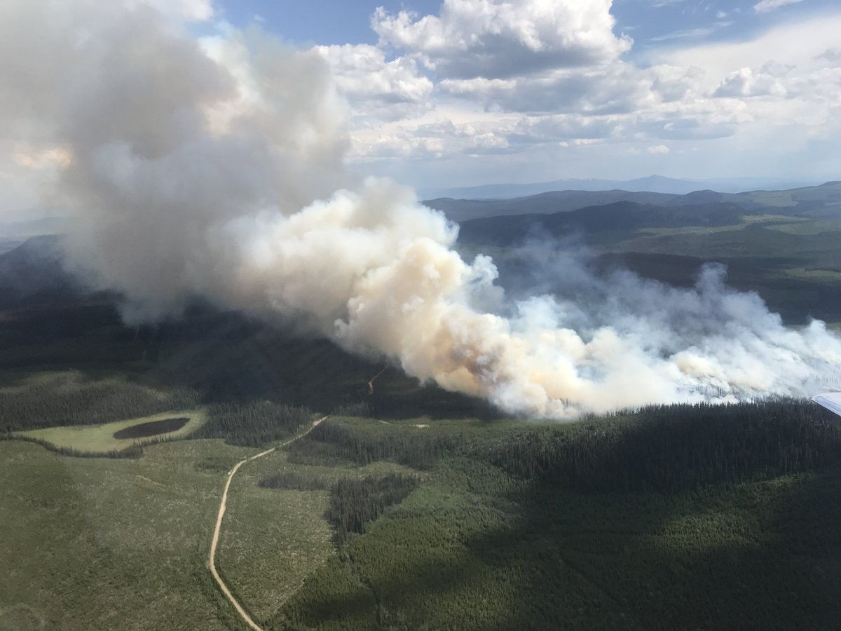 BC Wildfire Service (@BCGovFireInfo) | Twitter