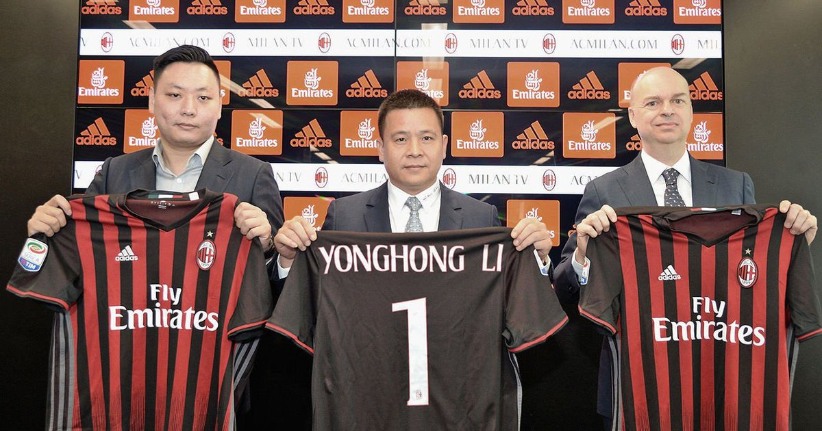 Chicago Cubs owners eyeing controlling stake in AC Milan.  https:// thesco.re/2MRQEnx  &nbsp;  <br>http://pic.twitter.com/ZvcwyvXAsr