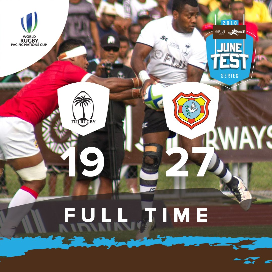 Fiji Rugby Union's photo on Fiji