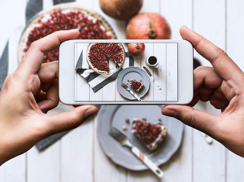 его разнообразны обработка фото еды на айфон удивить близкого человека