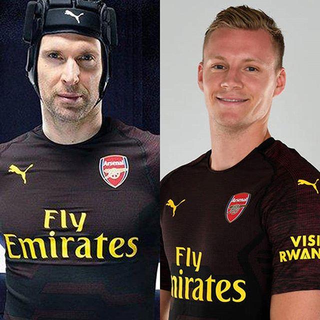 cbe72c6ba See 2 Interesting Arsenal 18-19 Goalkeeper Kits now on http://footyheadlines.com  pic.twitter.com/wx58xhqy3W
