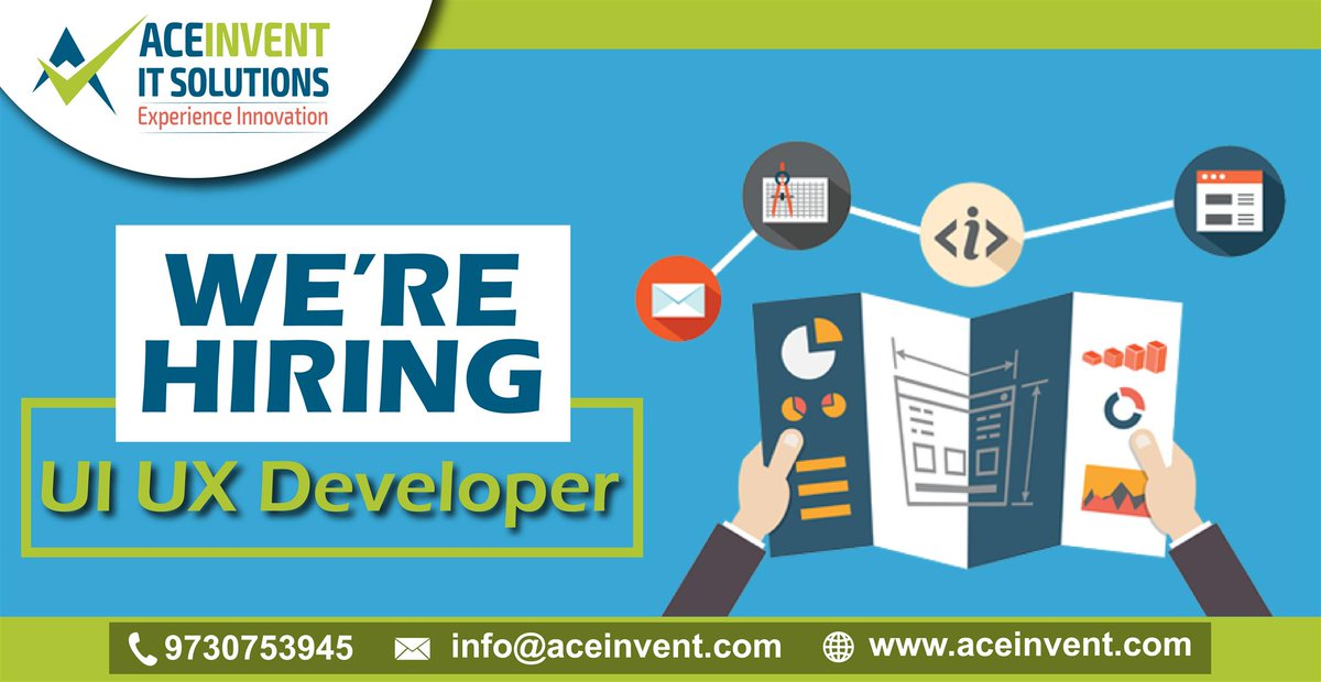 Aceinvent Solutions On Twitter Job Title Ui Ux Designer Experience 1 3 Year Joining Immediate Location Baner Pune Send Your Resume On Careers Aceinvent Com Visit Https T Co E7fx4lwxew Uiuxdeveloper Hiringuiuxdeveloper Uiuxdesigner Opening