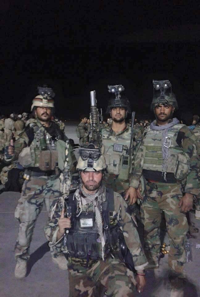 در نتیجه انداخت متقابل نیروهای اردوی ملی در ولسوالی شرین تگاب ولایت فاریاب 7 تن دهشت افگن کشته، 5 تن زخمی، 3 عراده موترسایکل و مقدار سلاح و مهمات بدست آمده است.