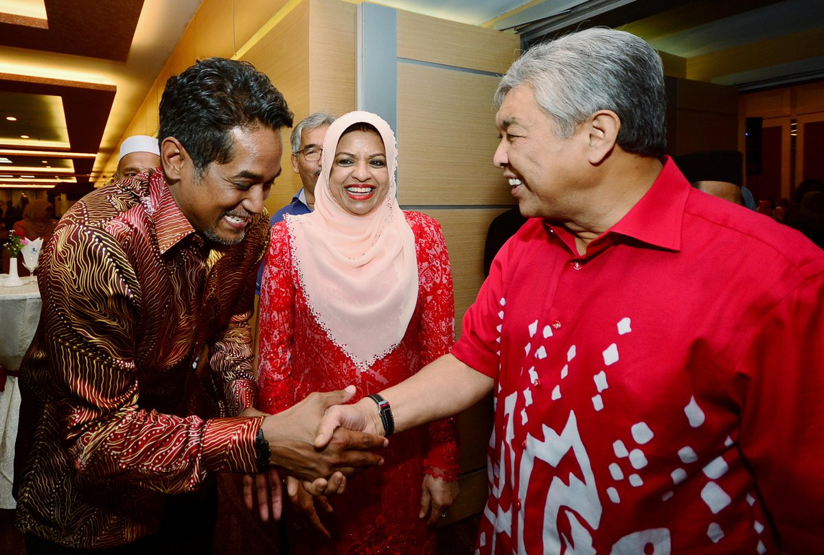 #ALERT: Outgoing Wanita Umno chief Tan Sri Shahrizat Abdul Jalil has announced that she is quitting politics
