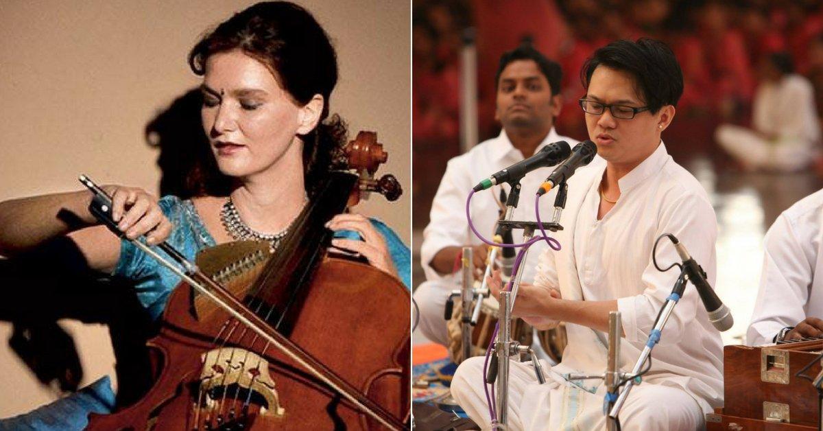 भारतीय शास्त्रीय संगीत की विरासत को सहेज रहे हैं ये आठ विदेशी कलाकार! hindi.thebetterindia.com/?p=5402 @thebetterindia