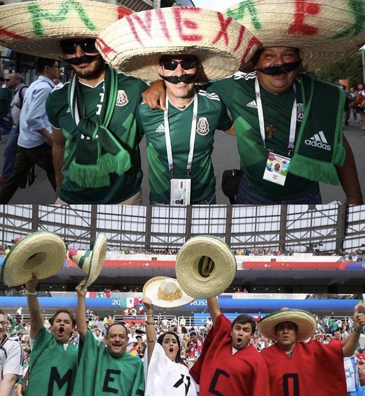 camiseta de mexico para el mundial