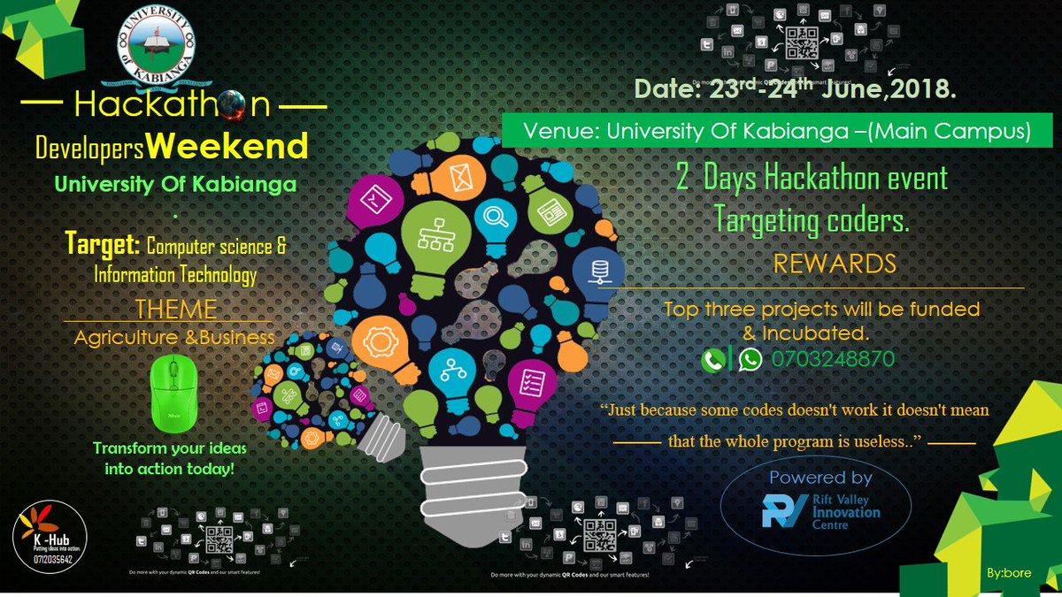 Rift Valley Innovation Centre on Twitter: