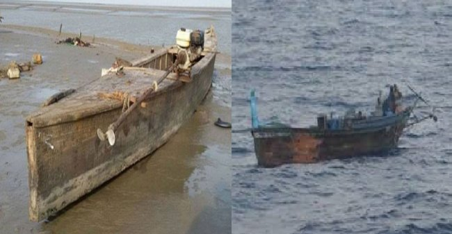 BSF captures Pakistani boat with one aboard in creek area of Kutch