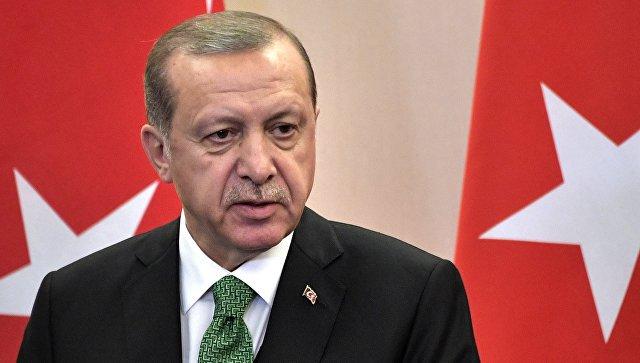 Эрдоган назвал себя и Путина самыми опытными политиками в ГА ООН Foto