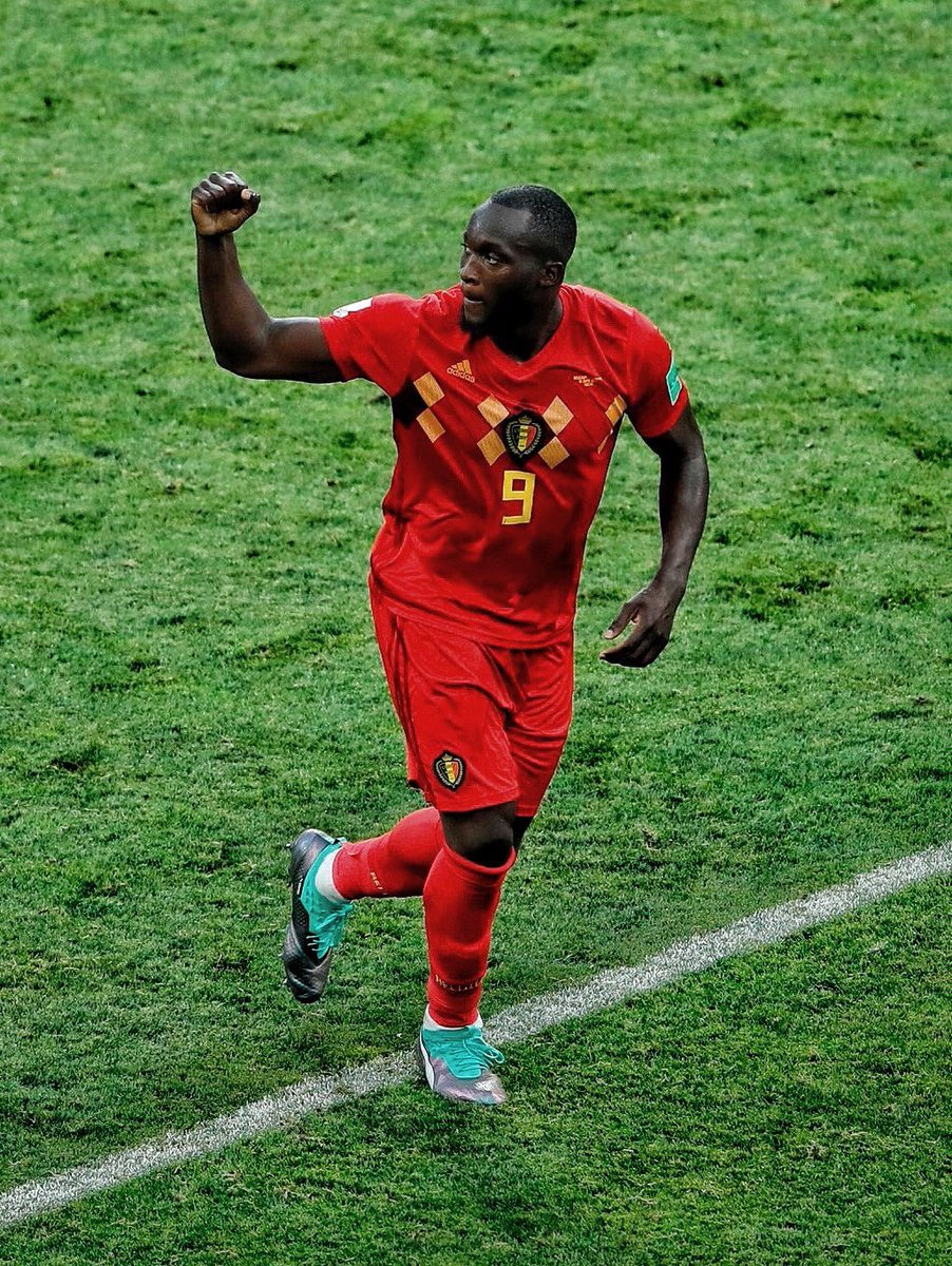 Who's gonna score more goals this #WorldCup    RT for Lukaku 🏴