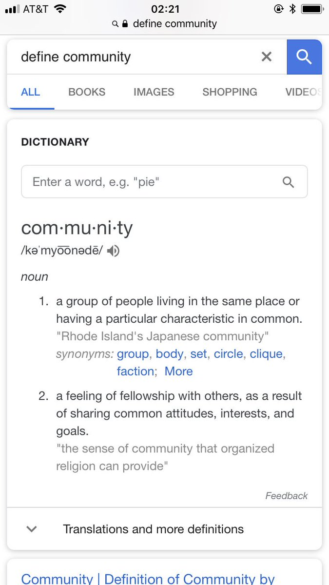 urbanski on twitter 1 there is no community there s a hobby 2