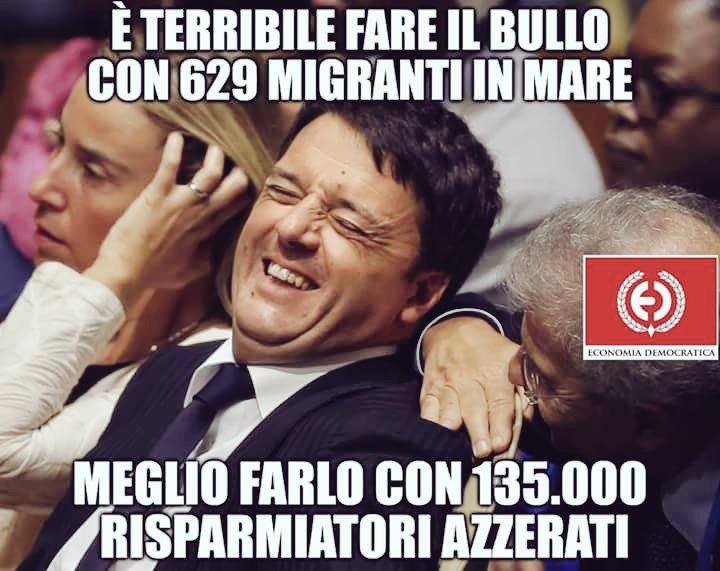 #Renzi ancora a parlare stai??  - Ukustom