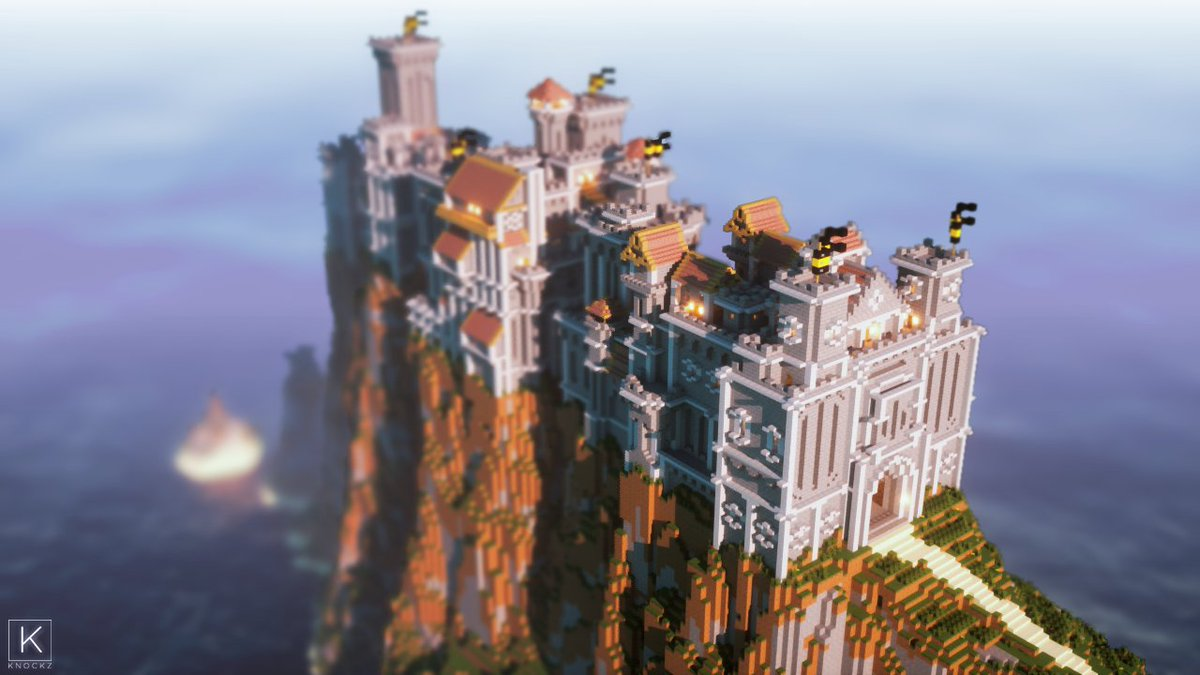 Knockz On Twitter Hey Guys I Created This Render From Chemicalweapons Amazing Building Of Castle Pyke Which Is A Castle From Game Of Thrones If You Like My Render Let Me Know