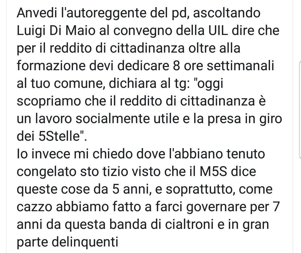 #redditodicittadinanza ... #Martina l\