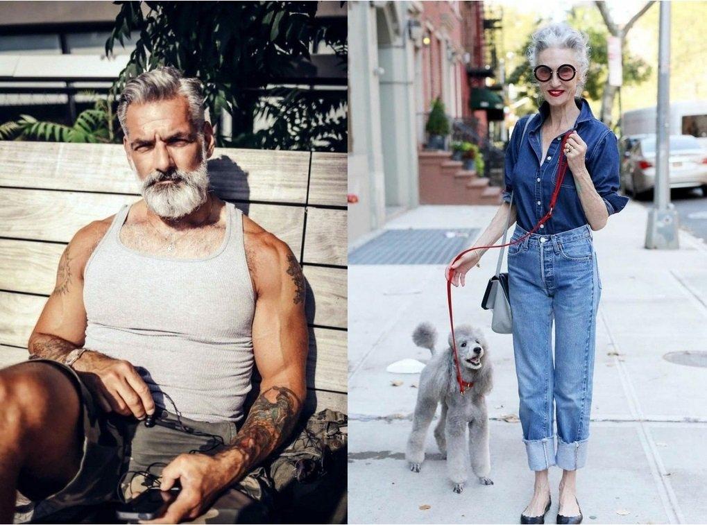 удивительное прикольные картинки про старость мужчины творожных запеканок довольно