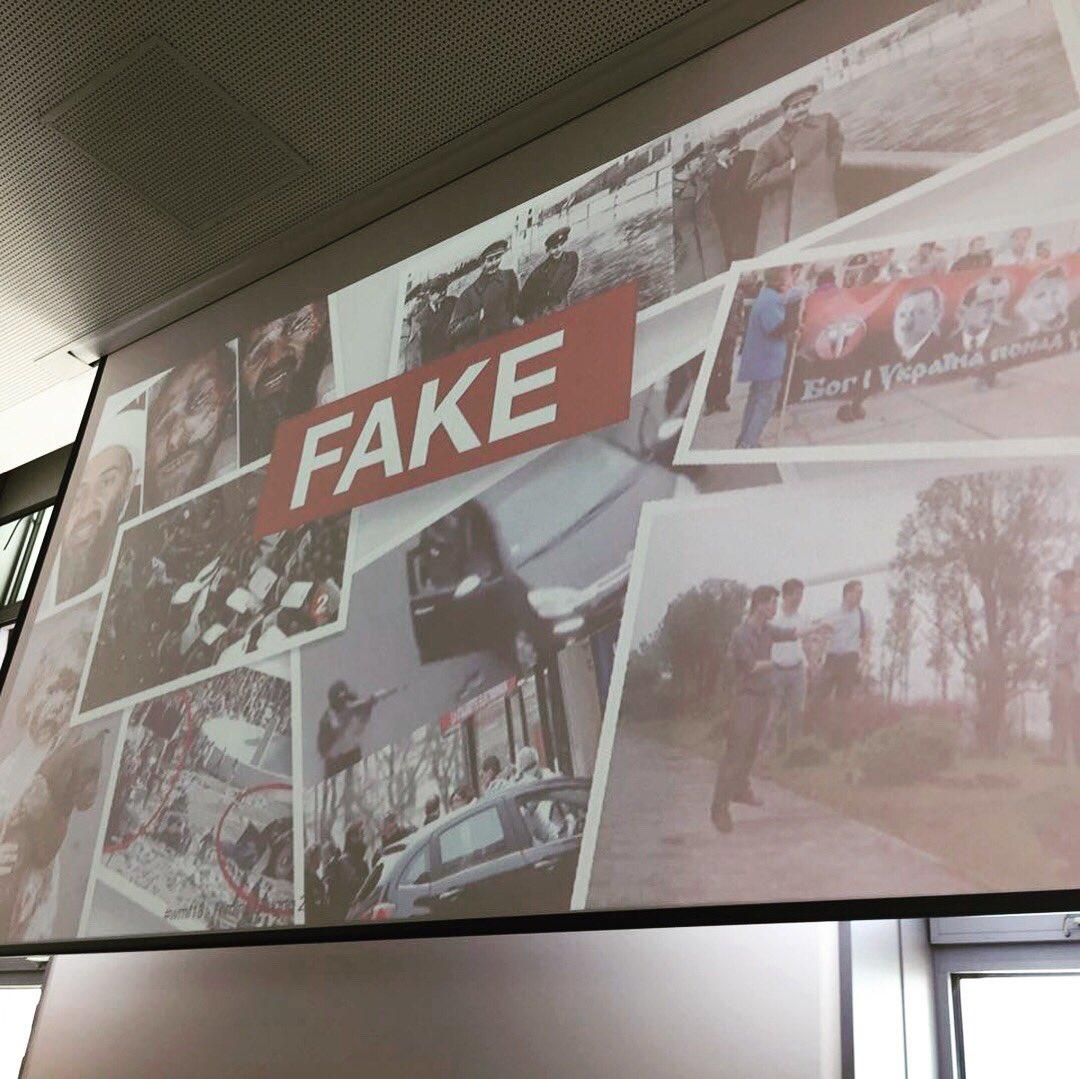 Keliweb protagonista assoluta (come mentor e sponsor) all'Hackathon #FakeNews.Come riconoscere una bufala...#WMF18  - Ukustom